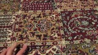 Ikea VALBY RUTA Rug Close-Up