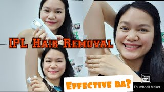 DIY IPL Hair Removal At Home/ Beurer Pure Skin Pro