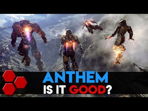 Is ANTHEM Any Good? - Anthem VIP Demo Impressions - TheHiveLeader