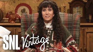 Cut For Time: Thanksgiving Foods (Kristen Wiig)   SNL