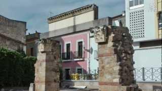 preview picture of video 'Mérida monumental: Maravillas y milagros romanos en la pequeña Roma española'