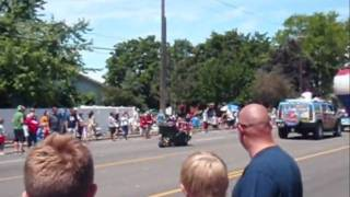 The Chair - Kaysville City 4th of July Parade
