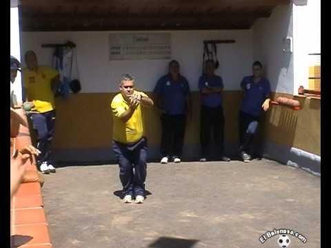 Final Torneo Candelaria Bola Canaria 2011
