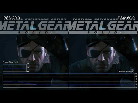 Metal Gear Solid V : Ground Zeroes Playstation 3