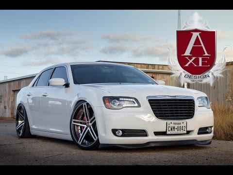 AXE Wheels Chrysler 300C