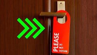 12 Mało Znanych Zabezpieczeń Przed Kradzieżą W Hotelu