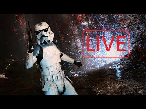 500+ KILLS IN ONE HOUR! - KDR 50+ | Best Hero Hunt Live Stream - Star Wars Battlefront