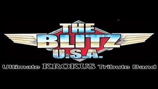 BLITZ USA (tribute to KROKUS) BONDS 007 Rock bar