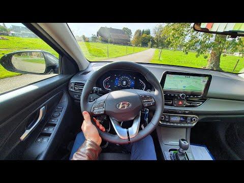 New Hyundai i30 Wagon Estate Facelift 2020 Test Drive POV Review