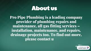 Affordable Gas Fitter Auckland from Pro Pipe Plumbing