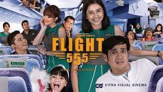 Nonton Full Film Komedi Indonesia  Flight 555