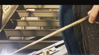 Newt Scamander's Wand build