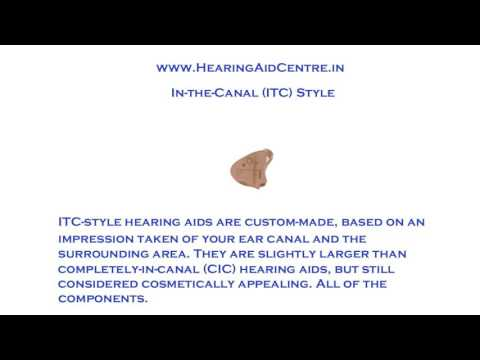 Invisible Hearing Aids | HAC | Hearing Aid Centre | Types of Invisible Hearing Aids