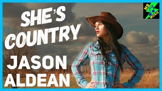 She's Country-Jason Aldean [Cover] By Mike Bojtor Country Girls On The Farm Working And Playing