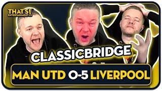 GOLDBRIDGE Best Bits | Man United 0-5 Liverpool