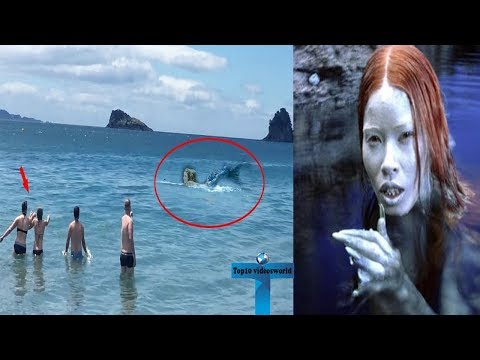 Top 10 Mermaids Caught On Camera   Unbelievable Real Mermaid Sightings Around the World