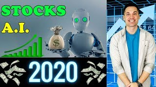 Best Artificial Intelligence Stocks for 2020 and Beyond!