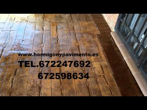 Precio Barato Hormigon Impreso  Figaró-Montmany Tel.672247692 Barcelona