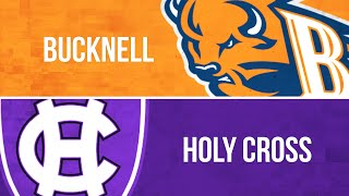 PLN Classic: Women's Basketball, Bucknell at Holy Cross (Feb. 23, 2019)