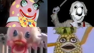 Top 20 Unintentionally Disturbing Kids' Characters From Around The World