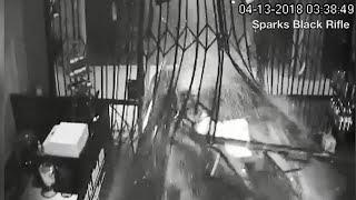 Thieves Smash Stolen Car Into Gun Store Window: Cops