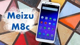 Смартфон Meizu M8c 2/16GB Black (Global) от компании F-Mart - видео
