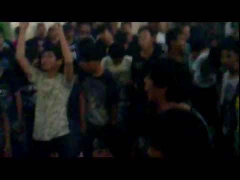 Crow End Smilling - Second Not Moved! @RAWR #4 (Kediri)