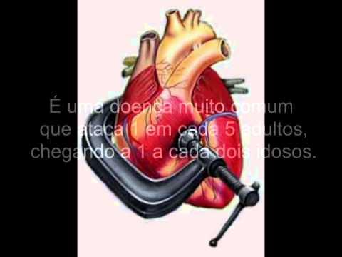 Que significa sinais de hipertensão de macroangiopatia