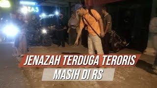 Pasca 2 Hari Penembakan, Jenazah 3 Terduga Teroris Masih di RS Bhayangkara Belum Diambil Keluarga