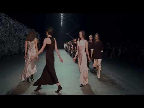 Calvin Klein platinum label Spring 2014 Runway Show - презентация одежды Calvin Klein