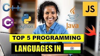 Top 5 Programming Languages to Learn in 2019 in India | For Job in Google, Microsoft, Infosys, TCS