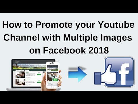 Promote your image in youtube