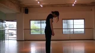 香音先生のダンスレッスン〜呼吸を意識する〜