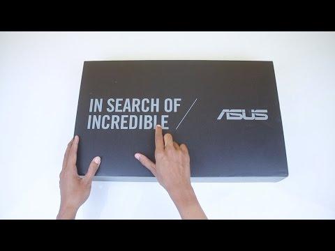 Bongkar Kotak: ASUS N551ZU