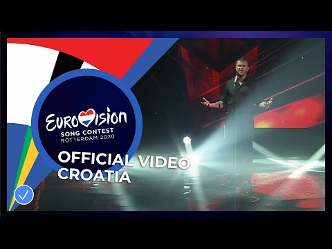 Damir Kedžo - Divlji Vjetre - Croatia 🇭🇷 - Official Video - Eurovision 2020