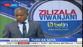 Zilizala viwanjani: Francis Baraza atuzwa kama kocha bora wa mwezi wa Oktoba