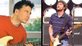 Top 10 John Frusciante Riffs!!
