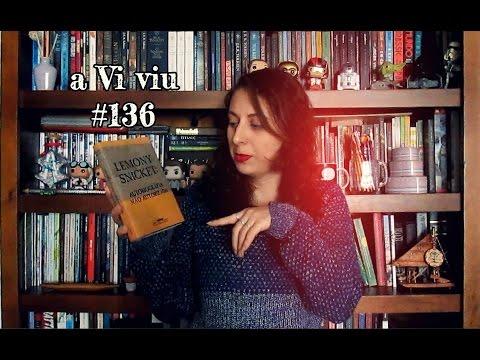 aViviu #136 - Desventuras em Série + Lemony Snicket: Autobiografia Não Autorizada