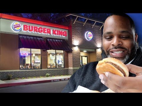 Burger King Cheeseburger Review – BACK TO BASICS