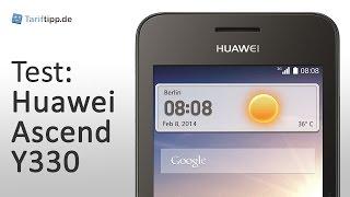 Huawei Ascend Y330 | Test