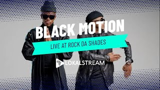 BLACK MOTION Performing At Rock Da Shades 2019 (Live)