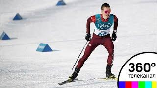 Российские лыжники в тяжелейшей эстафетной гонке завоевали серебро