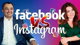Instagram vs. Facebook: в какой социальной сети продвигать бизнес