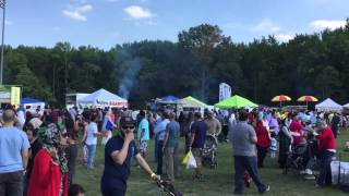 The Halal Food Festival in South Brunswick, NJ