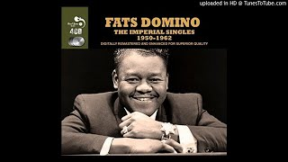 Don't Blame It On Me / Fats Domino