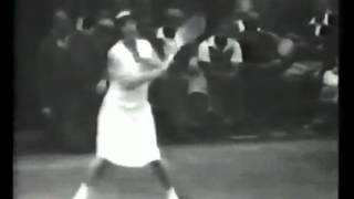 Helen Wills V Helen Jacobs 1938 Wimbledon Final