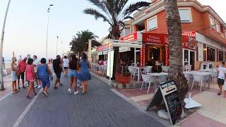 El Campello - Restaurants And Bars -  Avenida Maritima - Alicante - Spain