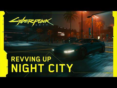 Making-of de l'enregistrement audio des moteurs de Cyberpunk 2077
