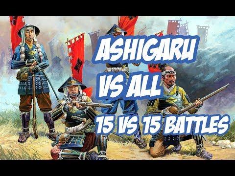 Age of Empires 3 - 150 Gurkha Vs 150 Forest Prowler 4K