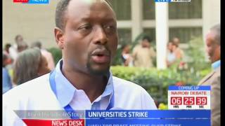 UASU officials remain steadfast in their strike until CBA agreement funds have been disbursed